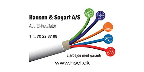 Hansen & Søgarts logo