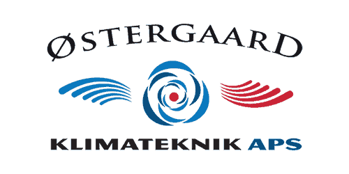 Østergaard Klimateknik logo